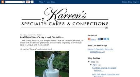 Karren's Specialty Cakes & Confections Ltd