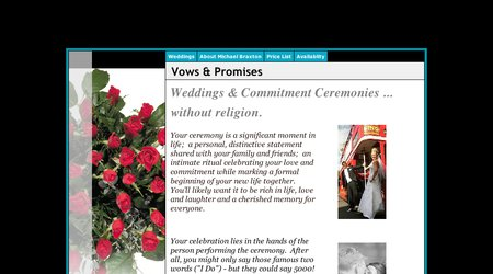 Vows and Promises
