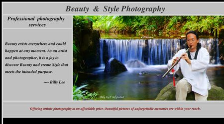 Beauty & Style Photography