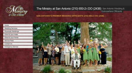Marriage Island - The Ministry at San Antonio