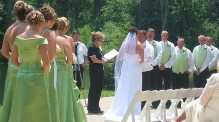 Angie Morgan - Wed Officiant