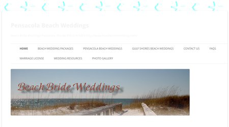 Beach Bride Weddings