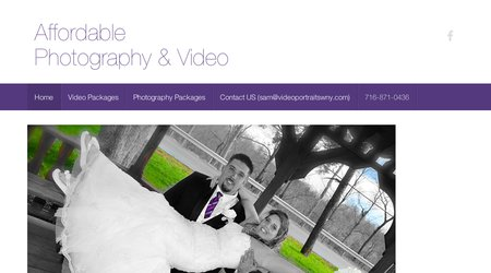 Affordable Photography & Video
