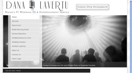 Dana Lavertu DJ Entertainment