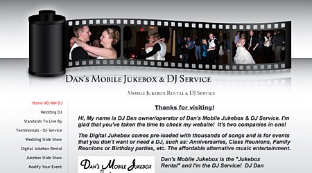 Dan's Mobile Jukebox & DJ Service