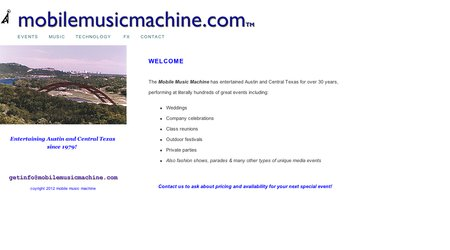 Mobile Music Machine