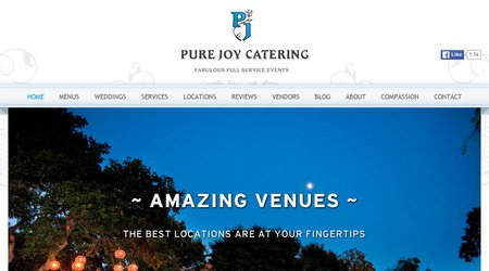 Pure Joy Catering Inc