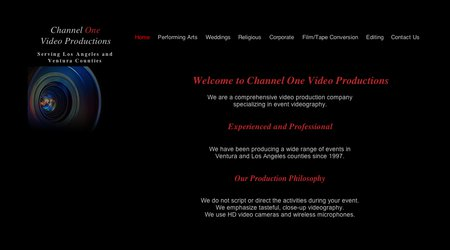 Channel One Video Productions