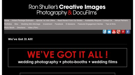 Ron Shuller's Creative Images Photography