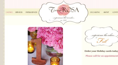 Occasions by Terra Rosa