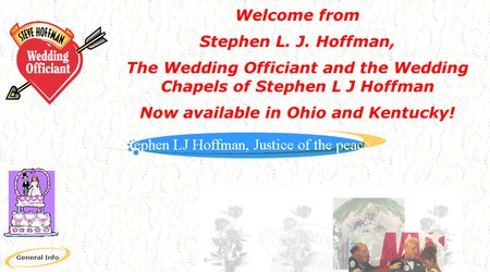The Wedding Chapels of Stephen L J Hoffman