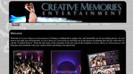 Creative Memories Entertainment