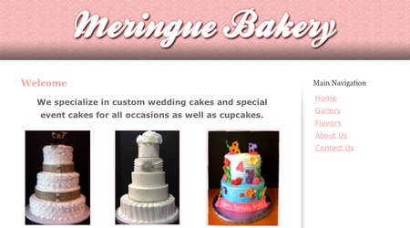 Meringue Bakery
