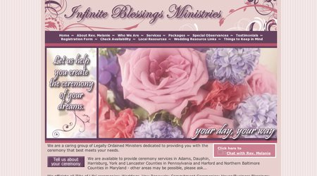 Infinite Blessings Ministries