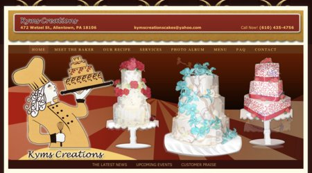 Kyms Creations Bakery