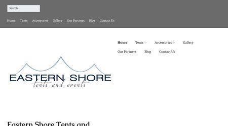 Eastern Shore Tents & Events