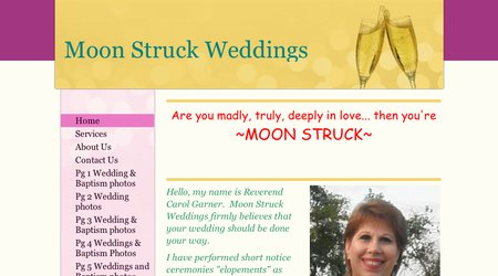 Moon Struck Weddings