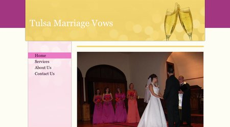 Tulsa Marriage Vows