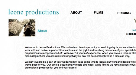 Leone Productions