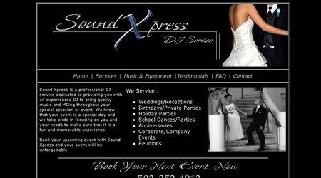 Sound Xpress DJ Service