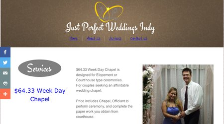 Family Chaplains, Inc dba Just Perfect Wedding