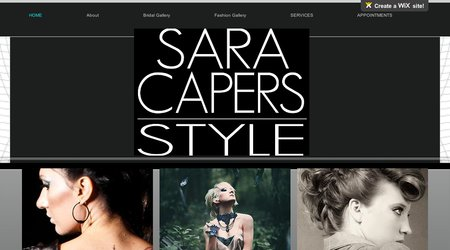 Sara Capers Style