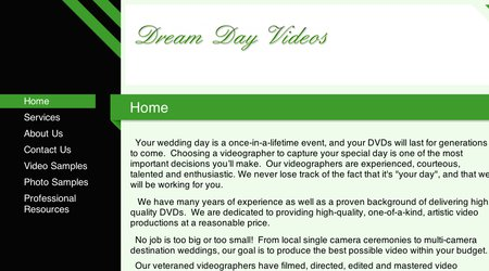 Dream Day Videos