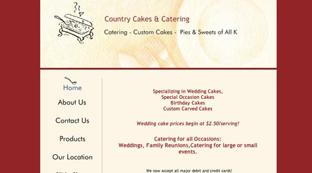 Country Cakes & Catering