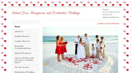 Island Daze Honeymoons and Destination Weddings