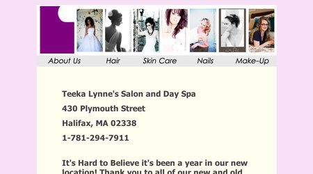 Teeka Lynne's Salon and Day Spa