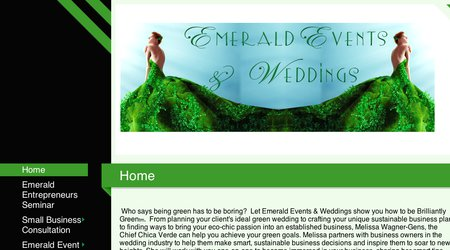 Emerald Events & Weddings