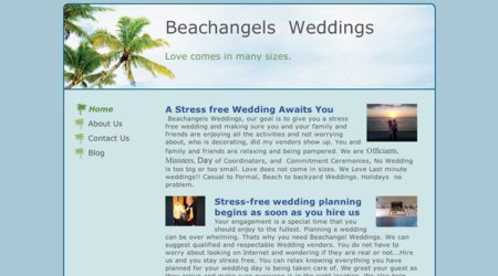 Beachangels Weddings Officiant Coordinator