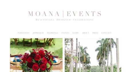 Moana Events