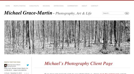 Michael Grace-Martin Photography