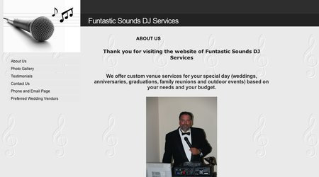 Funtastic Sounds DJ Services