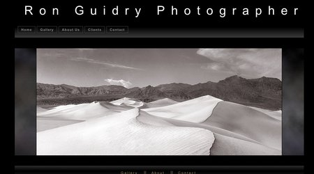 Ron Guidry Photographer