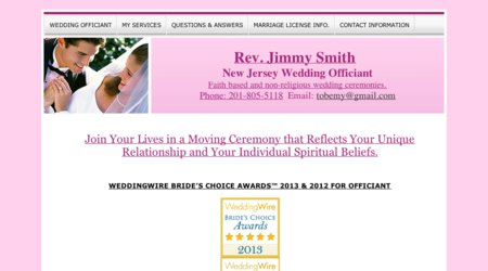 Rev. Jimmy Smith