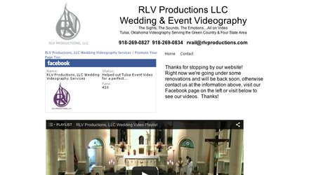 RLV Productions, LLC