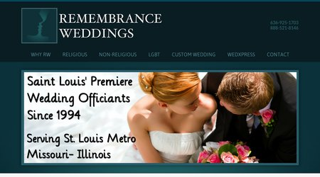 Remembrance Weddings - Reverend Charles E. Million
