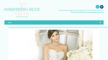 Something Blue... A Fine Bridal Boutique