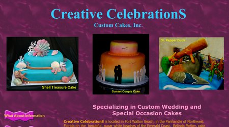 Creative Celebrations & Speciality Cakes