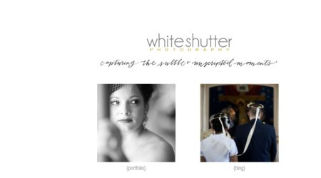 White Shutter Photography