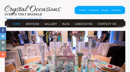 Crystal Occasions