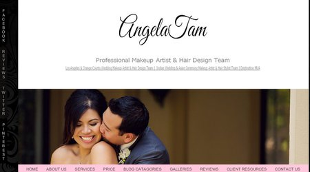 Angela Tam | Makeup Artist and Hair Design Team