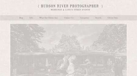 Hudson River Photographer