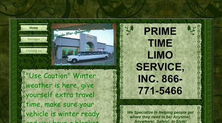 Prime Time Limo Service