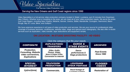 Video Specialties