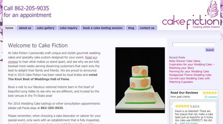 Cake Fiction