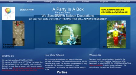 A Party In A Box, LLC
