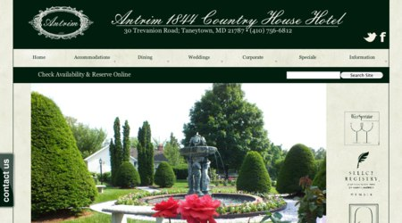 Antrim 1844 Country House Hotel